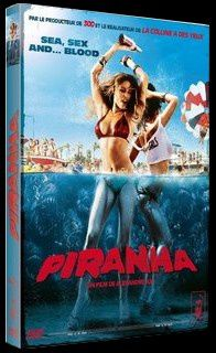 Piranha 3D DVD Simple