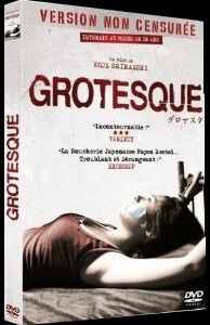 Grostesque DVD