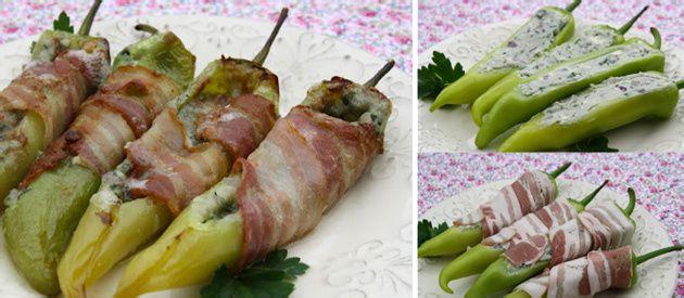 papillon-piments-doux-roquefort