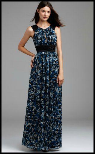 Robe-longue-imprime-bleu-Manoukian.jpg