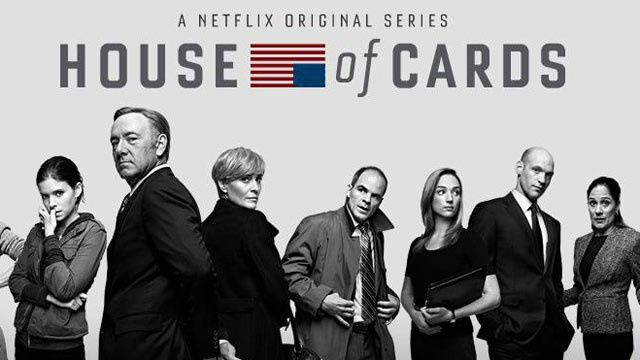 Album - HOUSE OF CARDS (US)