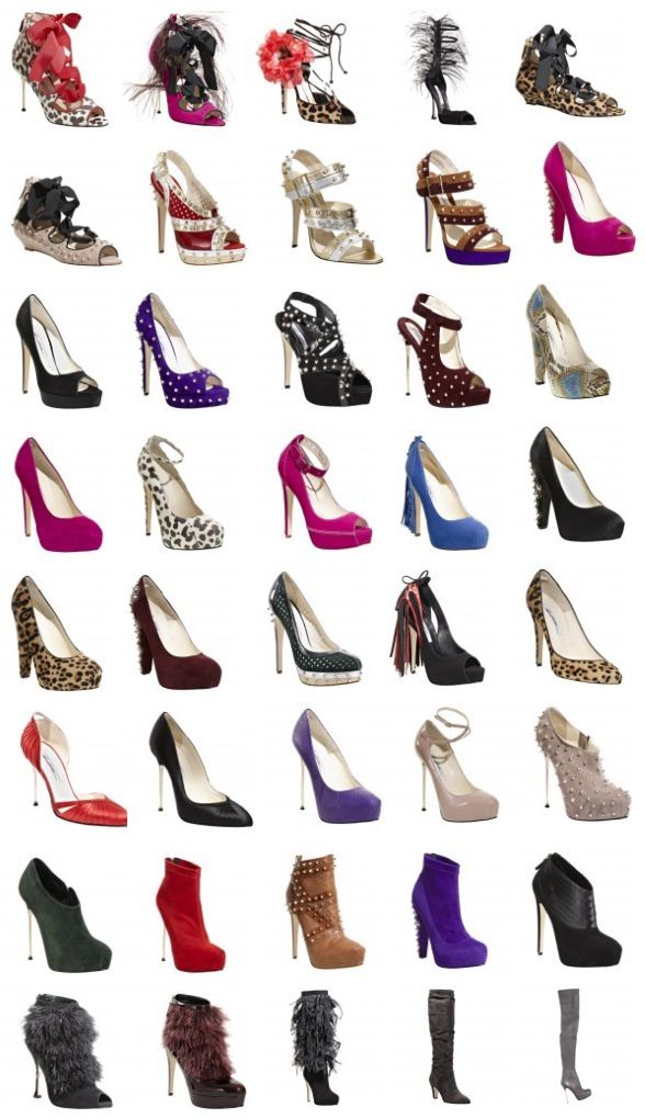 95550710521efe Brian atwood et sa collection chaussure Automne 2011 - Blogzine ...