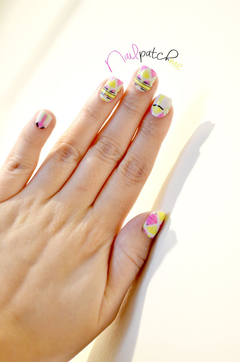 Nailpatchme test les patchs pour ongles trendy ! (2)