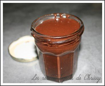 article pate a tartiner chocolat noisette thermomix