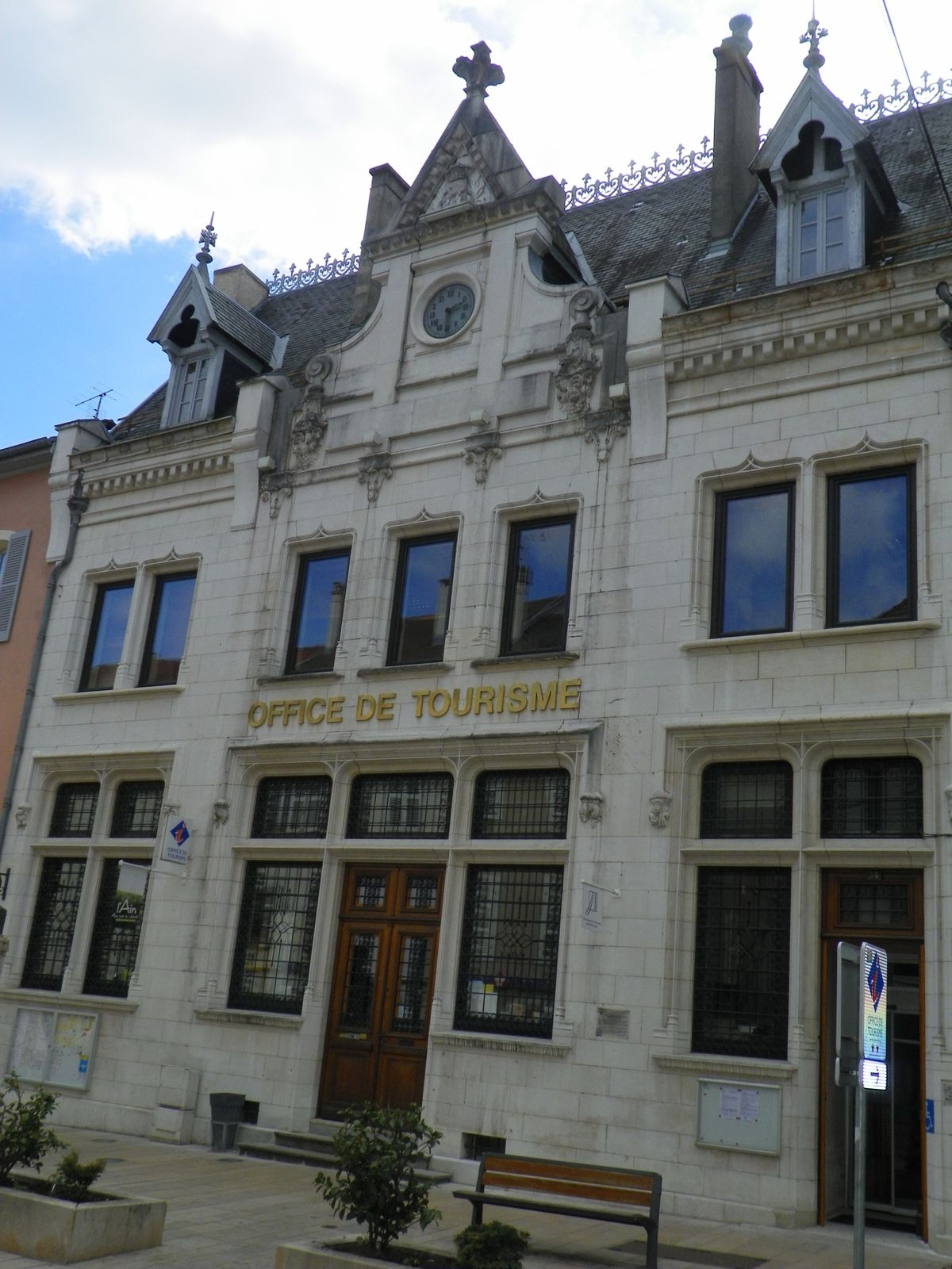 Belley le blog de nathie01300 - Office de tourisme belley ...