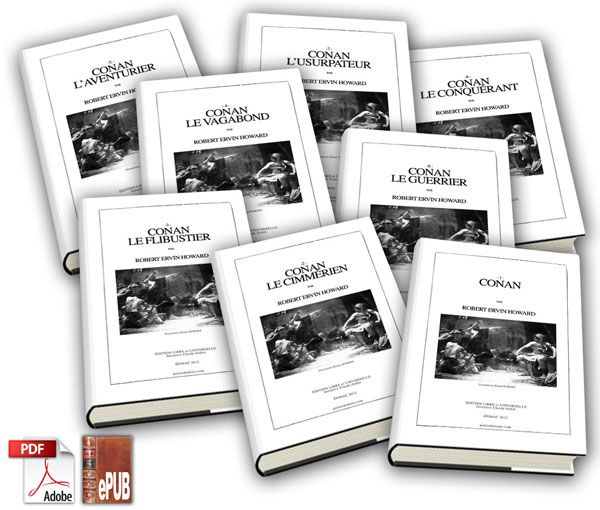 Cycle Conan Les 8 Ebooks De Robert E Howard En Pdf Ou Epub