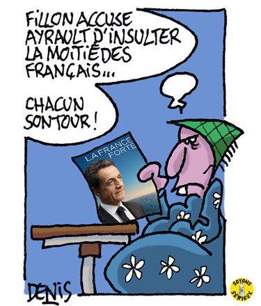 francois fillon 2017 candidat affiche maire de paris