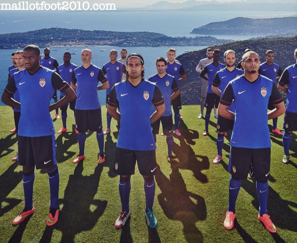 as monaco maillot away 2015