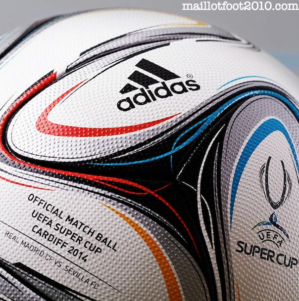 balon supercupreal madrid 2014