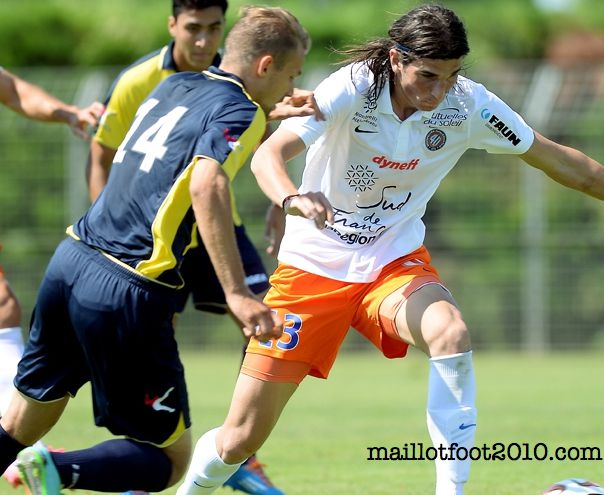 montpellier maillot away 2014 2015
