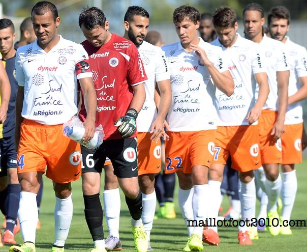 montpellier maillot away 2015