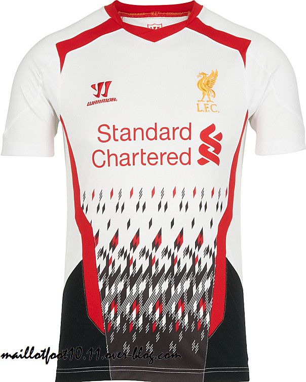 afb3c1c10c LIVERPOOL : NOUVEAUX MAILLOTS 2013/2014 - www.maillotfoot2010.com