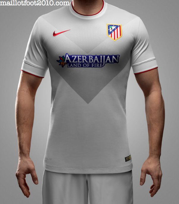 atletico madrid maillot away 2014 2015. Black Bedroom Furniture Sets. Home Design Ideas
