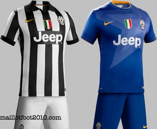 best shoes reasonable price factory outlets JUVENTUS : NOUVEAUX MAILLOTS 2014/2015 - www.maillotfoot2010.com