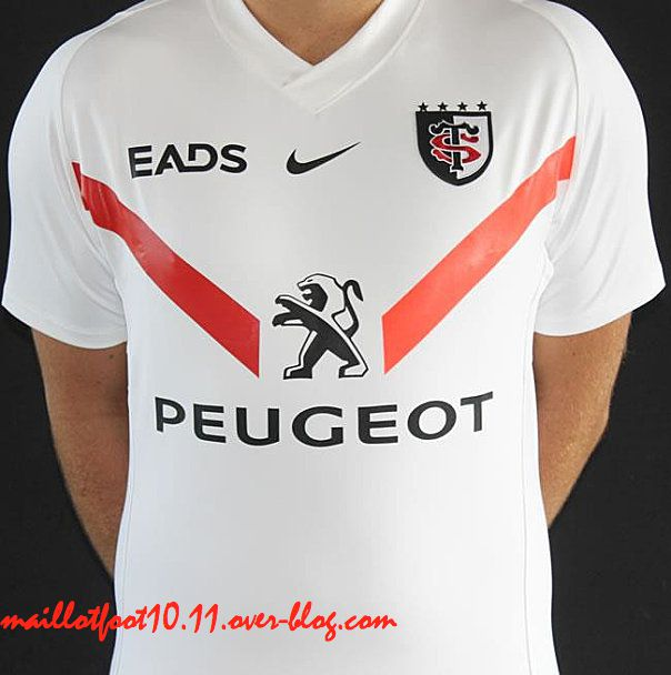 top 14 maillots 2012 2013 stade toulousain. Black Bedroom Furniture Sets. Home Design Ideas