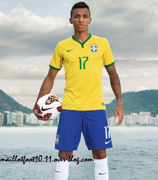 Bresil maillots coupe du monde 2014 www - Maillot allemagne coupe du monde 2014 ...