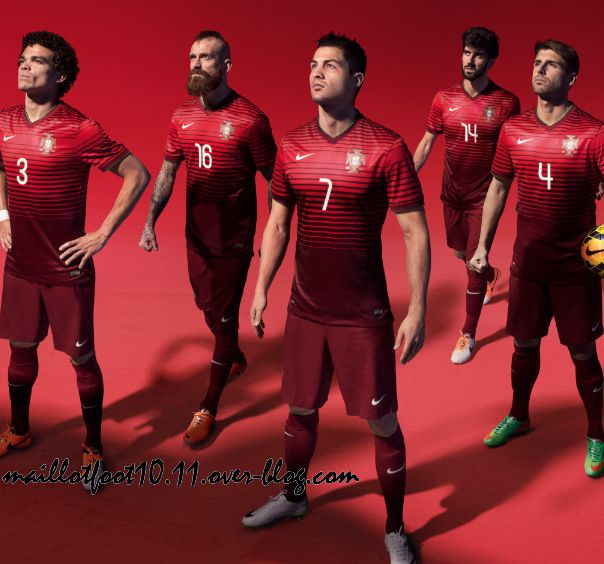 Portugal maillots coupe du monde 2014 www - Portugal qualification coupe du monde ...
