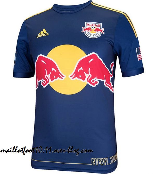new york red bulls maillot exterieur 2014. Black Bedroom Furniture Sets. Home Design Ideas