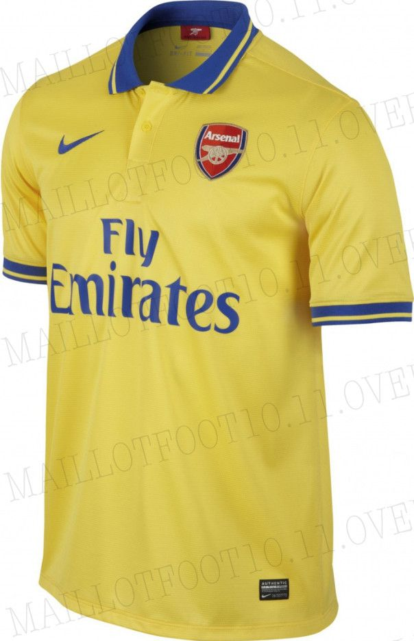 Arsenal maillot exterieur 2013 2014 www for Arsenal maillot exterieur