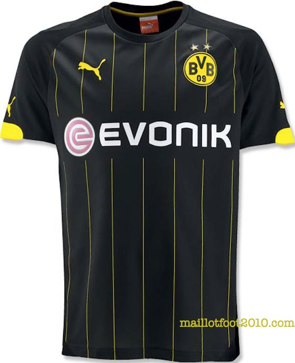 Borussia dortmund maillots 2014 2015 www for Maillot borussia dortmund exterieur
