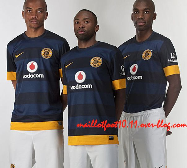 kaizer chiefs maillots 2013