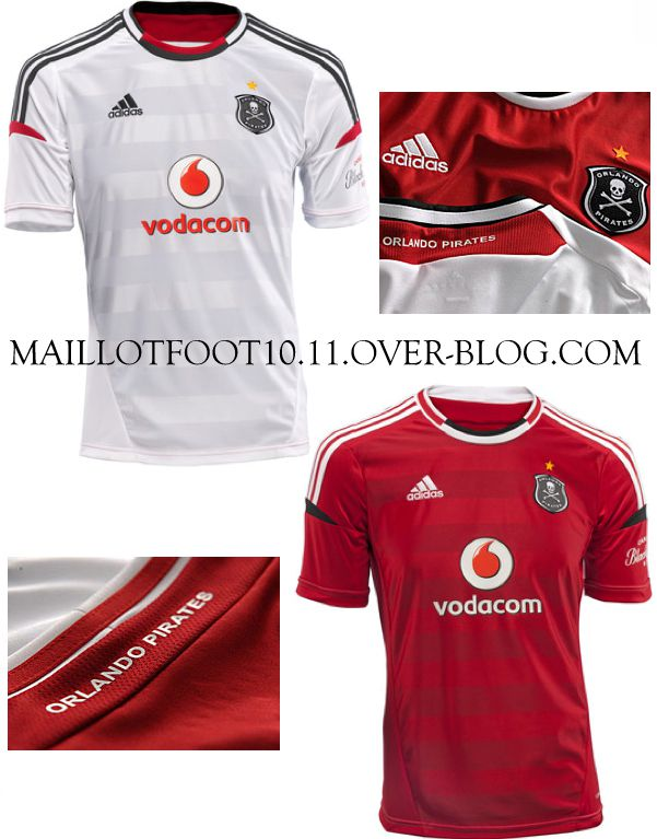 orlando pirates new kit 2013