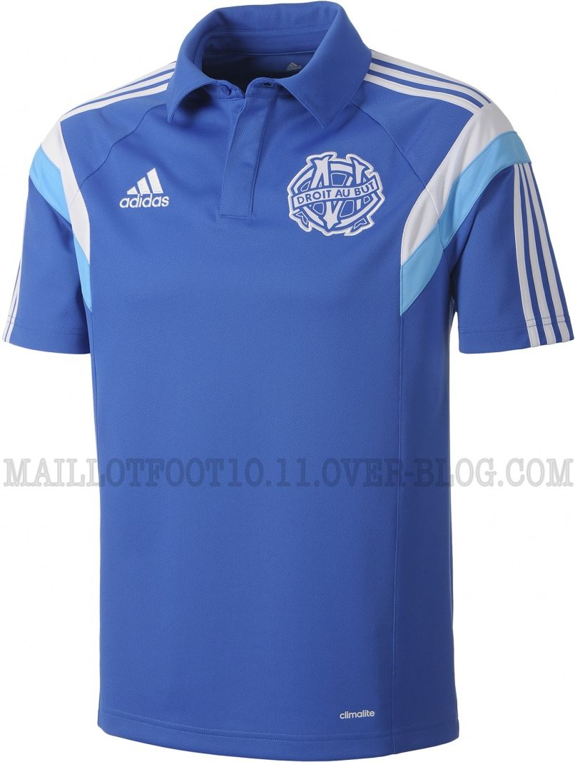 OM : LA GAMME COMPLETE 2014/2015 - www.maillotfoot2