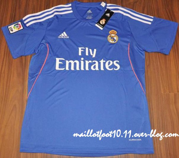 maillot exterieur 2013 2014 real madrid www maillotfoot2010