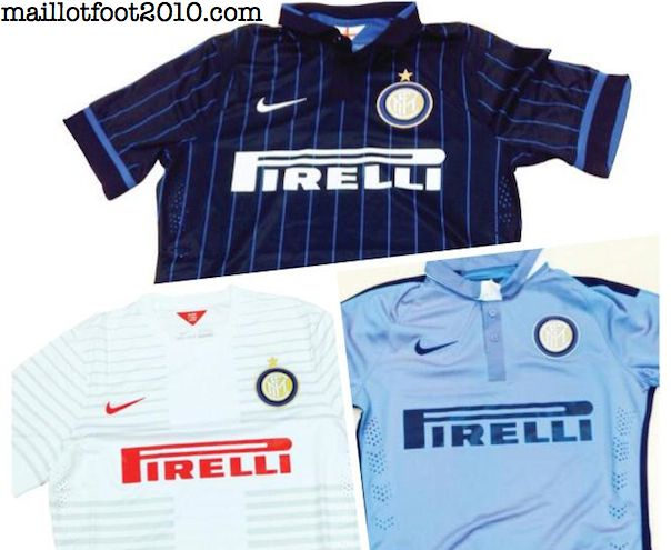 inter milan nouveaux maillots 2014 2015. Black Bedroom Furniture Sets. Home Design Ideas