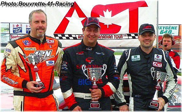 gagnant TT-300 ACT castrol st- eustache
