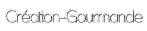 logo creation gourmande