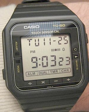 casio tc50