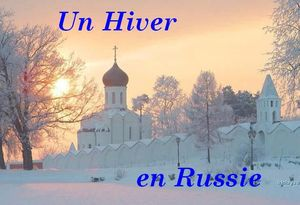 hiver russie