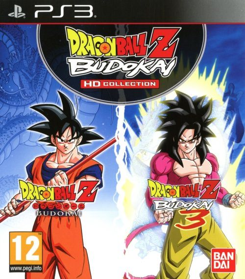 Test dragon ball z budokai hd collection le blog d - Jeux info dragon ball z ...