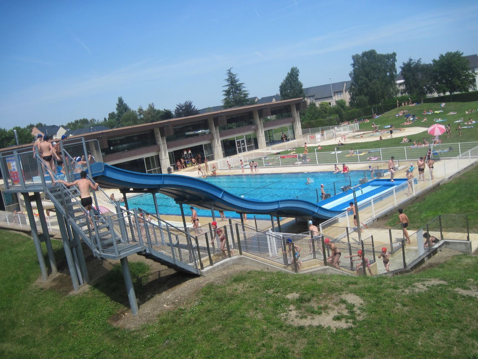 Qui se rappelle de la piscine nelly for Piscine paul boyrie tarbes