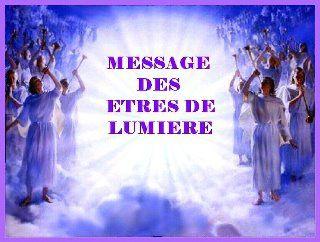 cadre messagers de lumière