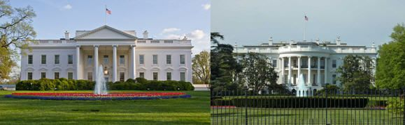 La maison blanche washington usa la solution ecrite for A la maison blanche