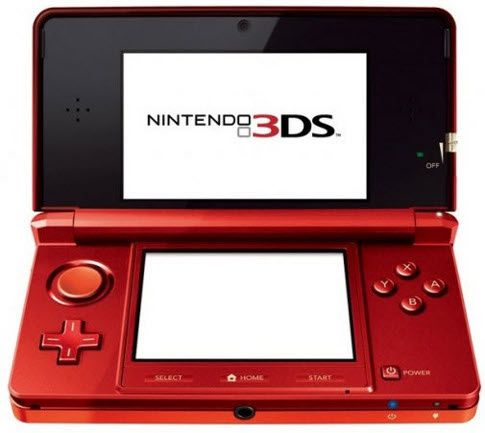 Nintendo 3DS 4ugeek