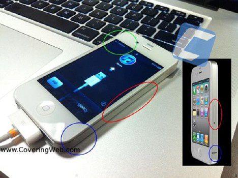 Probleme rencontre avec iphone 4