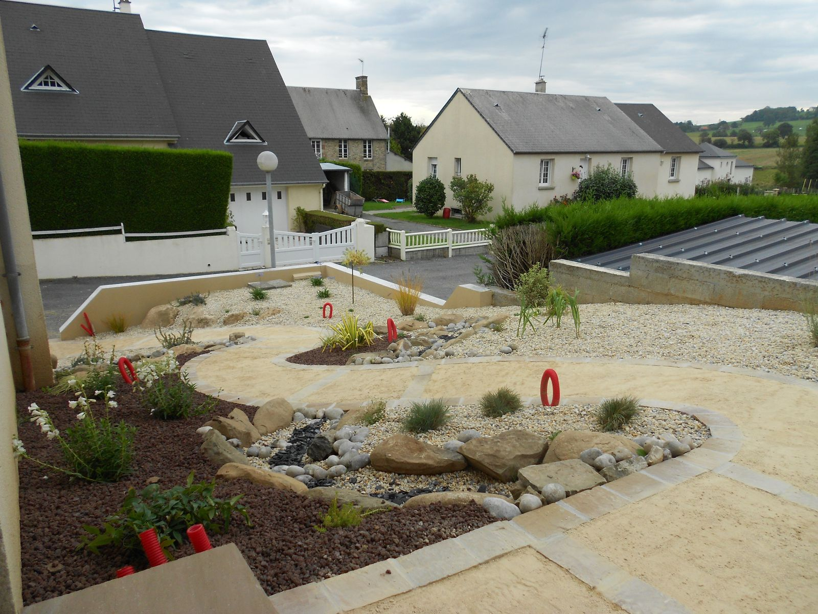 Album jardin les cheris au naturel de l 39 eau for Amenagement d un jardin
