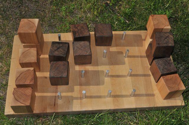 Gomoku geant en bois le sou des ecoles ampere for Jeu pour gagner une maison