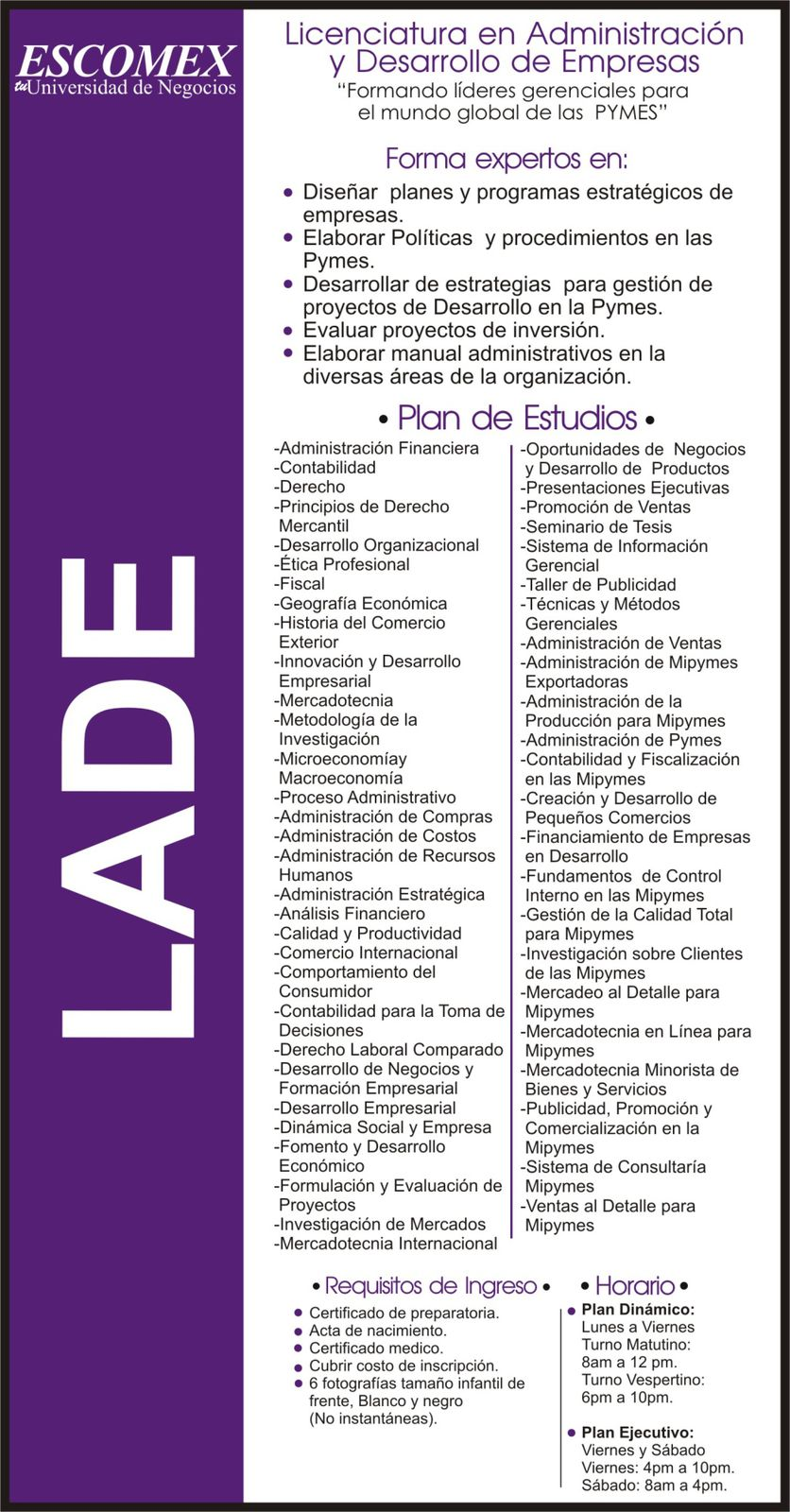 LADE4