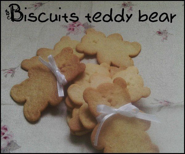 biscuits teddy bear 1