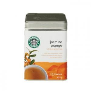 article the numero  vert jasmin orange starbucks