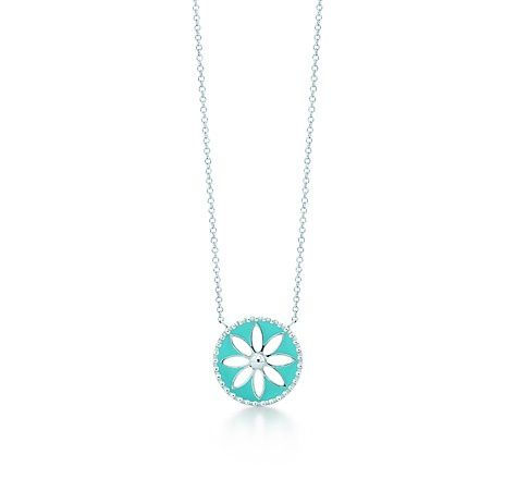 tiffany's necklace daisy