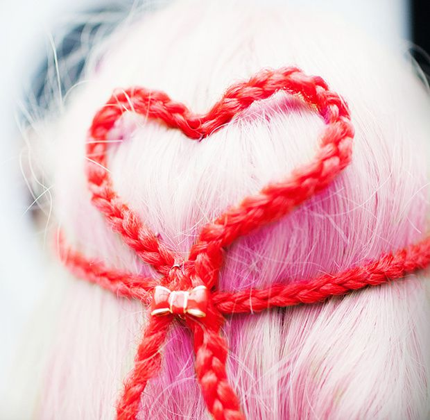 tresse,bow,color,hair,tuto,blonde,kate,Spade
