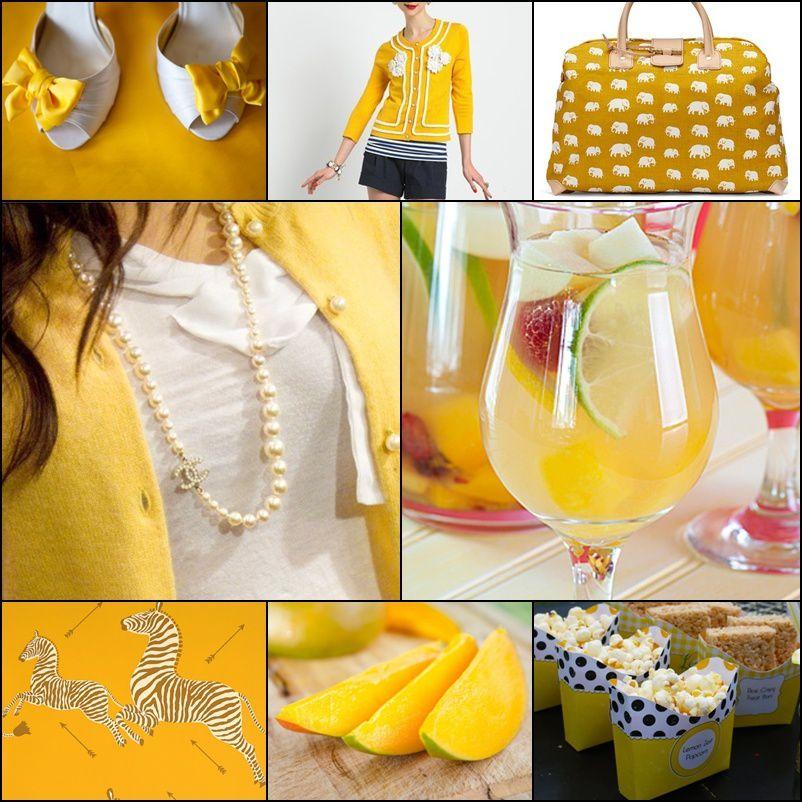 yellow mood book
