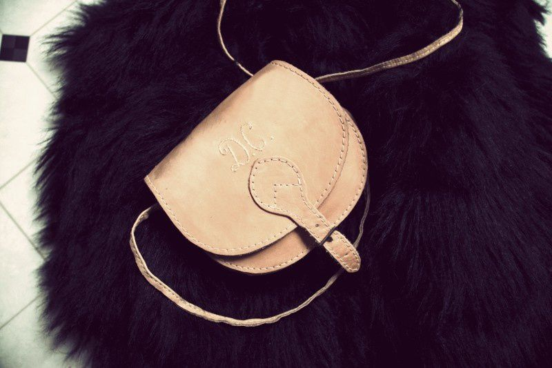 personnalisation,sac,saddle,cuir,Margareth,howell,besace,saddle