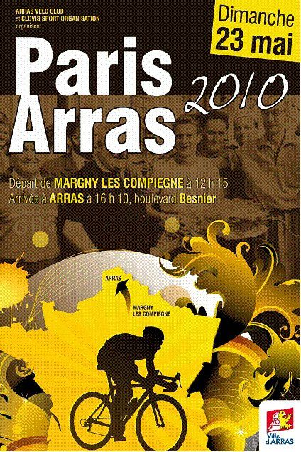 Affiche Margny Arras