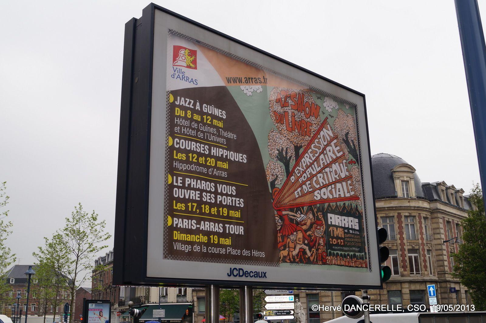 Album - 2013 05 19 ETAPE 2 PARIS-ARRAS TOUR